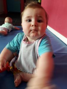 Enkele foto's bij de baby's