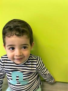 Moederdag bij de 1-2 jarigen