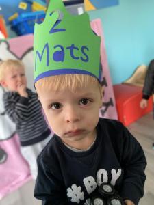 Verjaardag Mats 2